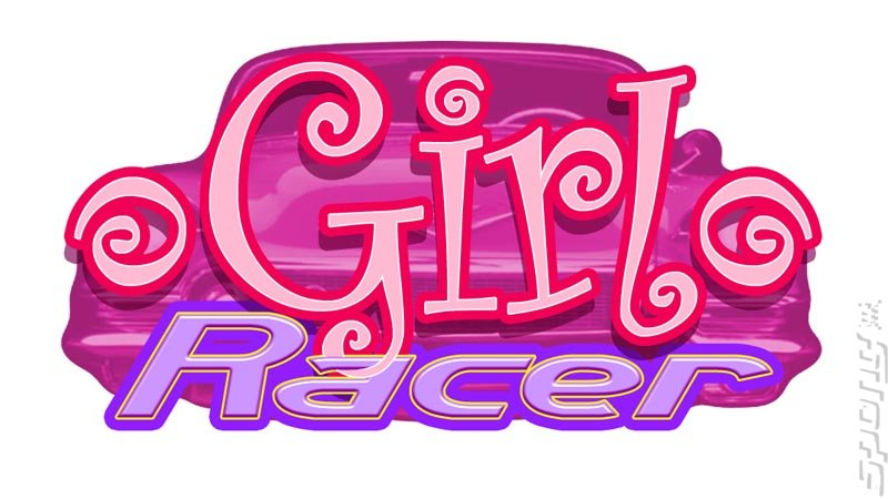 Action Girlz Racing - Wii Artwork