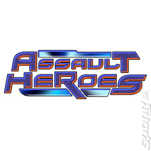Assault Heroes - Xbox 360 Artwork