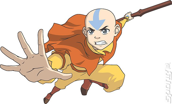 Avatar: The Legend of Aang - GBA Artwork