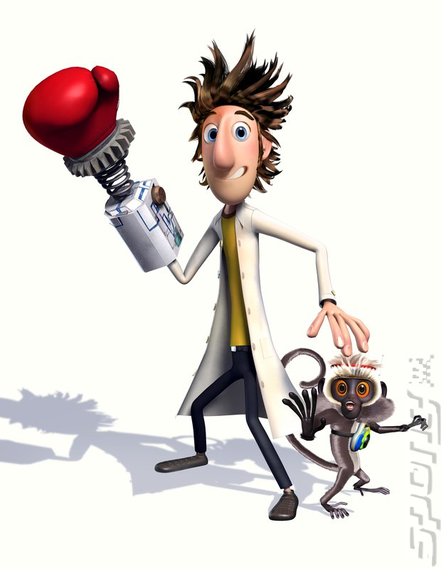 Cloudy With a Chance of Meatballs - PC Artwork