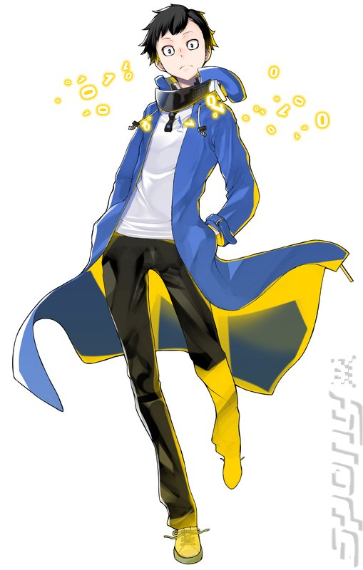 Digimon Story: Cyber Sleuth: Hacker's Memory - PS4 Artwork