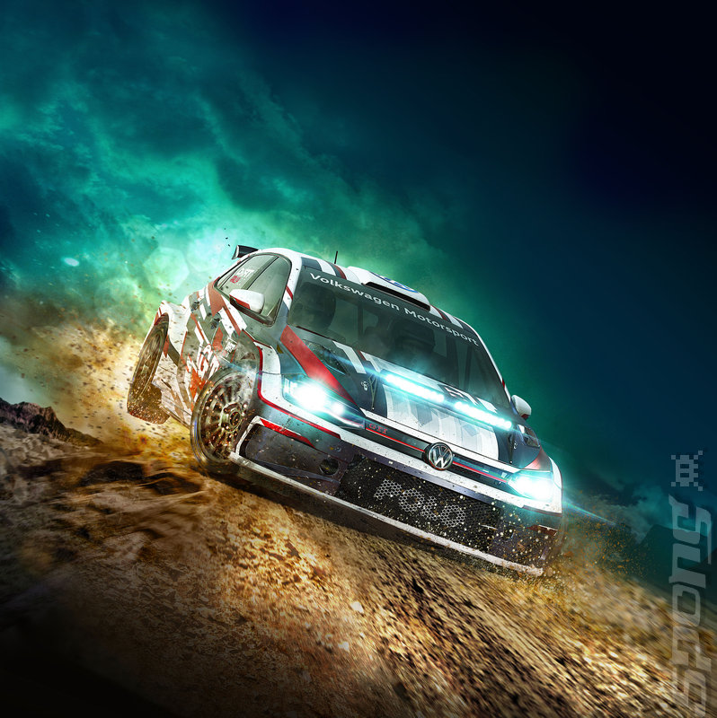 DiRT Rally 2.0 - PC Artwork