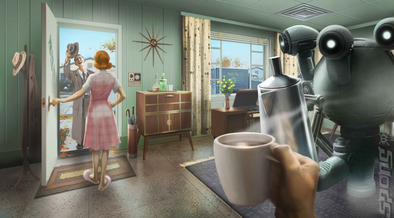 Fallout 4 - Xbox One Artwork