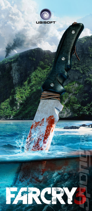 Far Cry 3 - PC Artwork