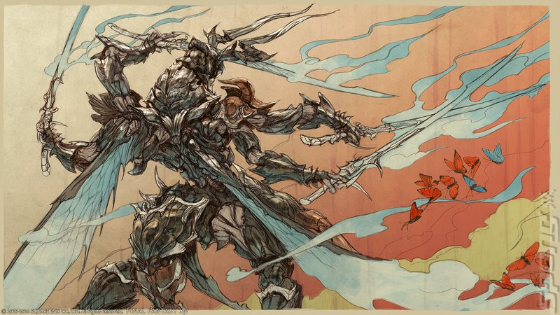 Final Fantasy XIV: Heavensward - PS3 Artwork