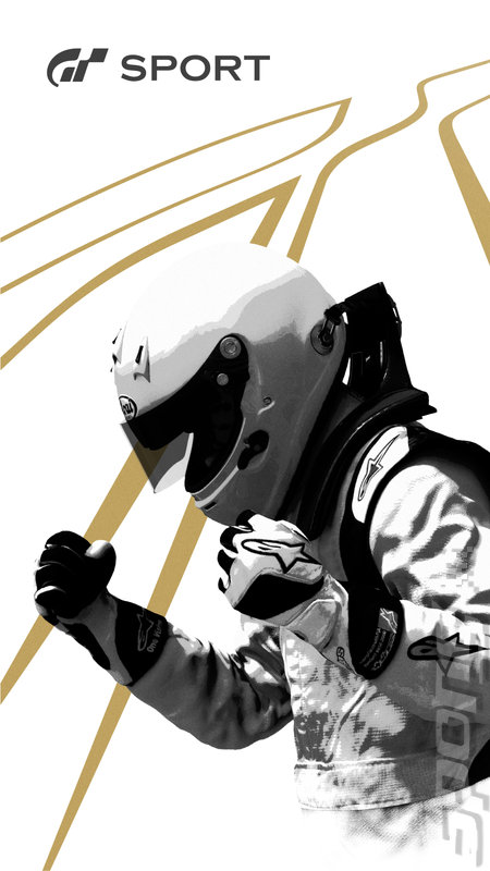 Gran Turismo Sport - PS4 Artwork