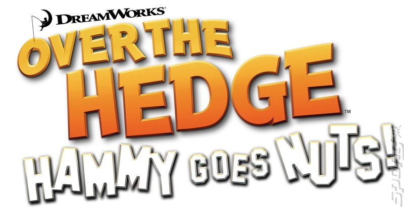 Over the Hedge: Hammy Goes Nuts! - DS/DSi Artwork
