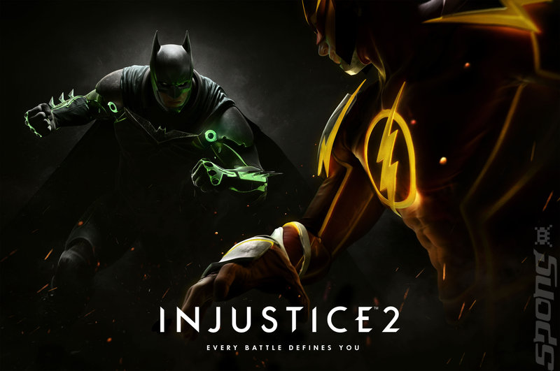 Injustice 2 - Xbox One Artwork