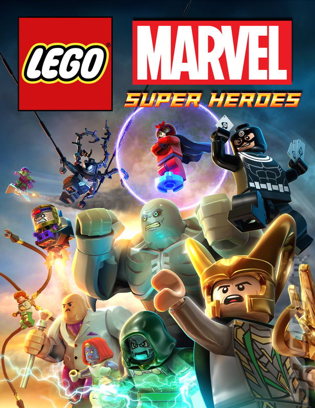 Artwork Images Lego Marvel Super Heroes Xbox One 2 Of 4