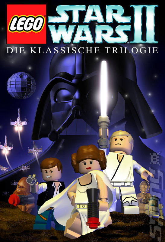 Lego star wars 2: original trilogy (PC)