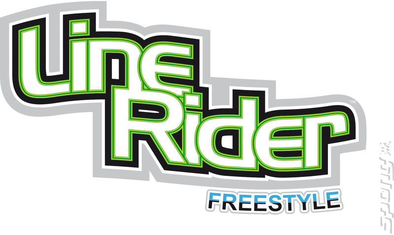 Line Rider: Freestyle - PC Artwork