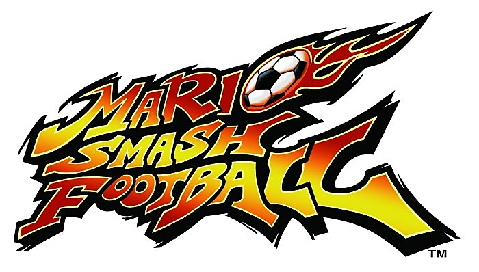 Mario Smash Football - GameCube Artwork