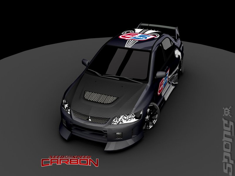 Artwork Images Need For Speed Carbon Psp 4 Of 7