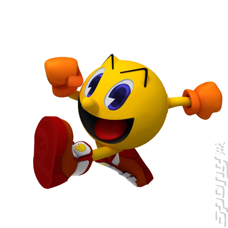 Pac-Man Party - 3DS/2DS Artwork