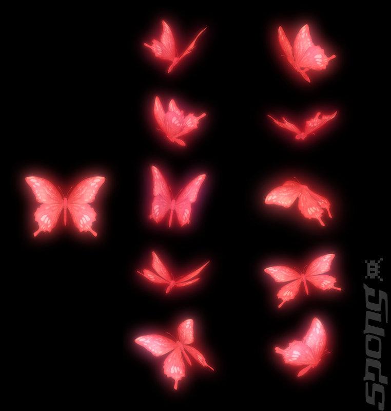Project Zero 2: Crimson Butterfly - Wii Artwork