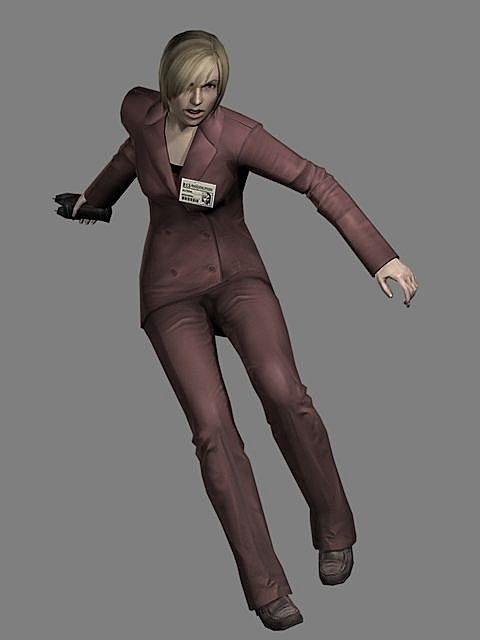 Artwork images: Resident Evil Outbreak File #2 - PS2 (14 ...