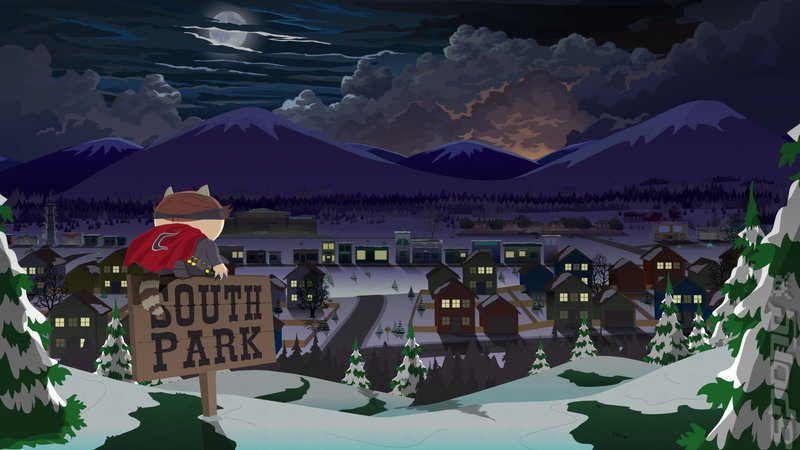 South Park: The Fractured but Whole - Switch Artwork