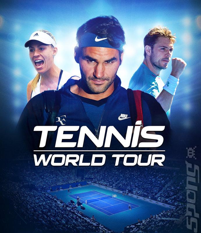 Tennis World Tour - Xbox One Artwork
