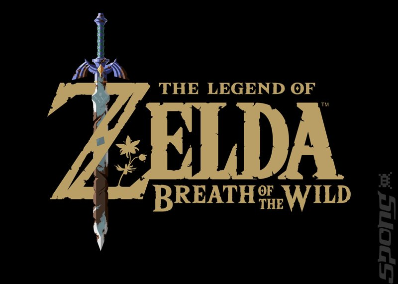 The Legend of Zelda: Breath of the Wild - Switch Artwork