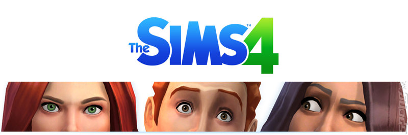 The Sims 4 - PS4 Artwork
