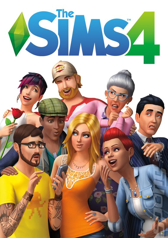 The Sims 4 - Xbox One Artwork