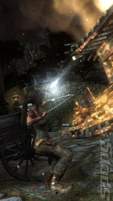 Tomb Raider - PC Artwork