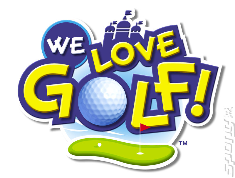 We Love Golf! - Wii Artwork