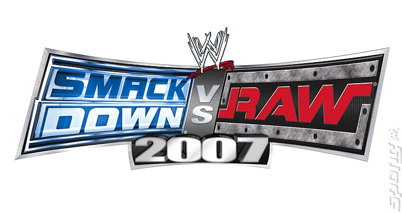 WWE Smackdown! Vs. RAW 2007 - Xbox 360 Artwork