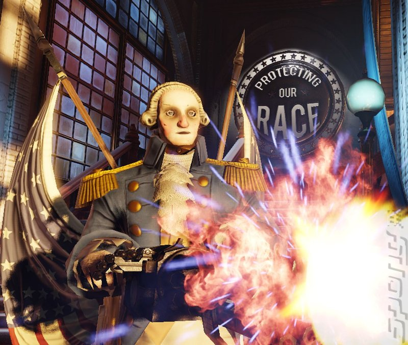 BioShock Infinite Editorial image