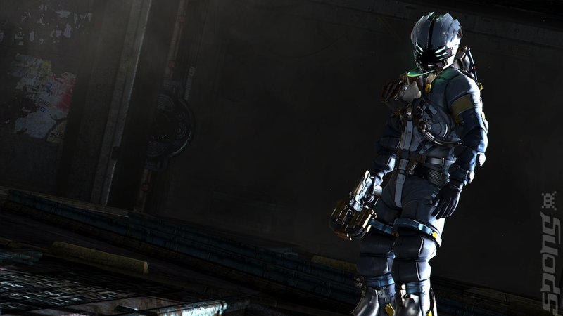 Dead Space 3: The Horror of Co-Op Editorial image
