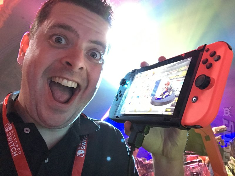 Nintendo Switch Hands-On: The Ups, The Downs, The Games Editorial image