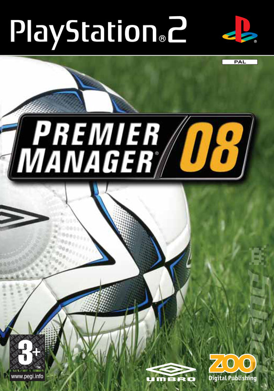 Premier Manager 2008 Editorial image