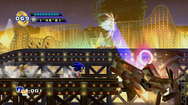 Sonic 4: Episode 2 Editorial image