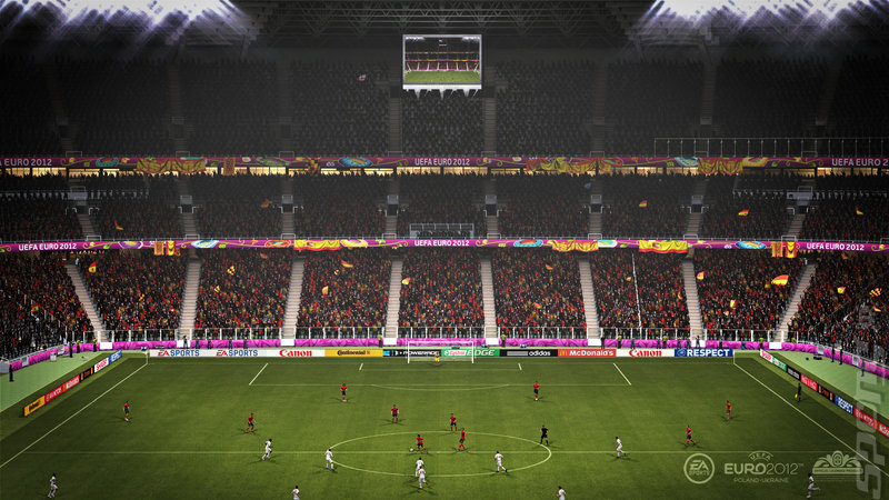 EA Celebrates UEFA Euro 2012 with Exclusive Release Of Officially Licensed Videogame News image