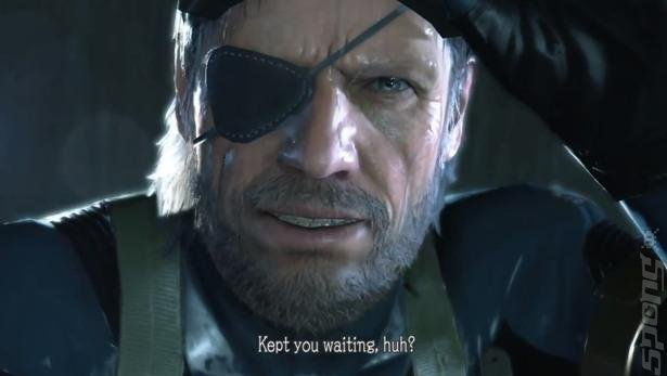 Metal Gear Solid: Ground Zeroes Multi-Platform, Current-Gen