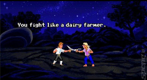 Monkey Island Insult Swordfights are now Free-to-Play News image