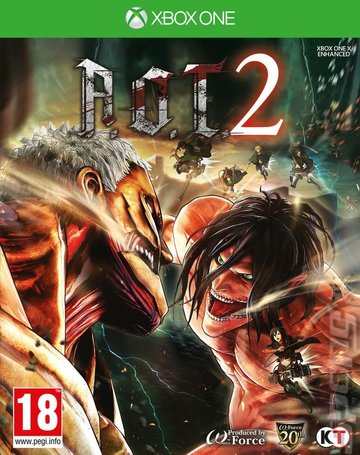 A.O.T. 2 - Xbox One Cover & Box Art