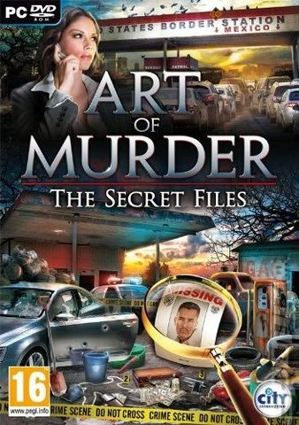 Art of Murder: The Secret Files (City Interactive) (ENG) [L]