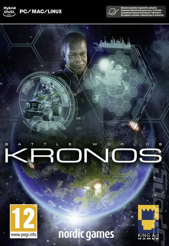 Battle Worlds: Kronos - PC Cover & Box Art