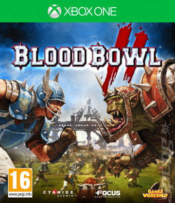 Blood Bowl 2 - Xbox One Cover & Box Art
