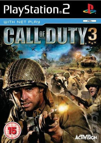 Call of Duty 3 Xbox Ps3 Pc jtag rgh dvd iso Xbox360 Wii Nintendo Mac Linux