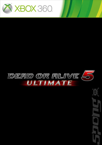 Covers & Box Art: Dead or Alive 5: Ultimate - Xbox 360 (1 of 2)