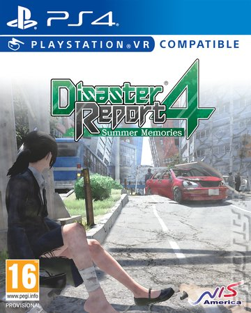 Disaster Report 4: Summer Memories - PS4 Cover & Box Art