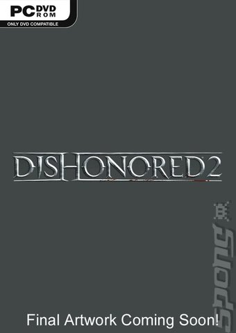 Dishonored 2 - PC Cover & Box Art
