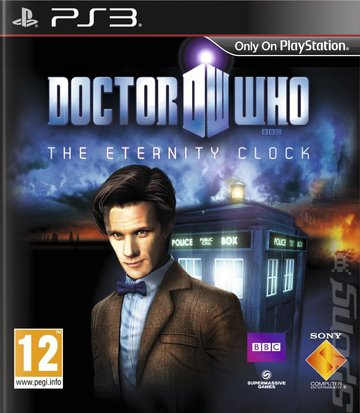 Screens Zimmer 4 angezeig: doctor who the eternity clock ps3