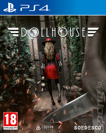 Dollhouse - PS4 Cover & Box Art