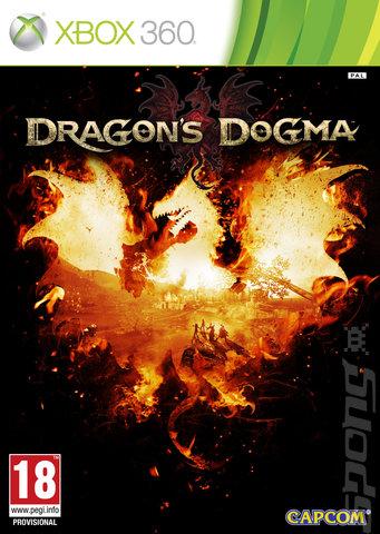 Xbox 360 DRAGONS DOGMA XBOX360-IMARS