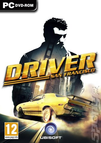 Driver: San Francisco - 2DVD