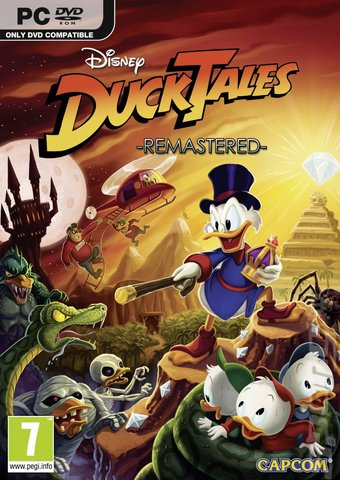 المغامرات 2013 DuckTales Remastered _-DuckTales-Remaster