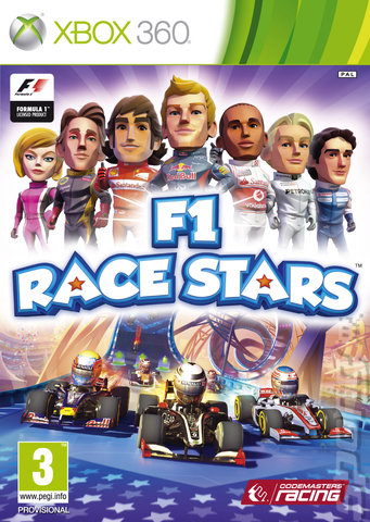 covers box art f1 race stars xbox 360 1 of 1. Black Bedroom Furniture Sets. Home Design Ideas